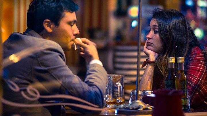 não conversar encontro