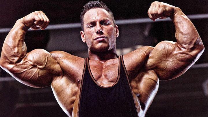 ganhar músculos