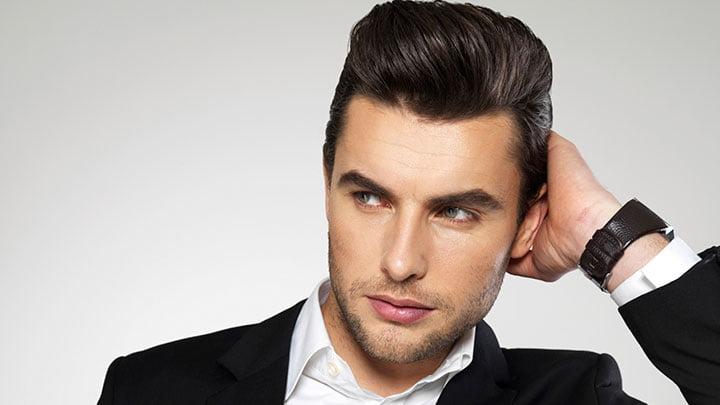 estilos de cabelos masculinos
