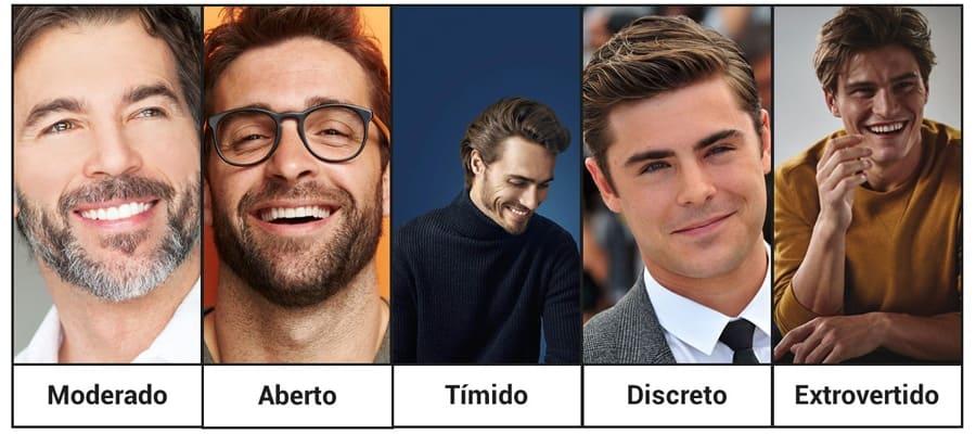 Tipos de sorriso