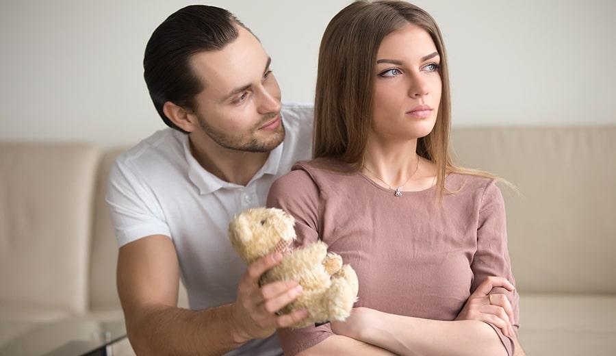 Esposa Perde o Interesse Pelo marido